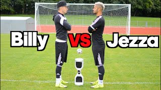 Billy Vs Jezza | Dizzy Penalties with Swegway!