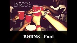 Brns  Fool  Lyrics