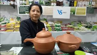 Clay Vessels - For purity and taste