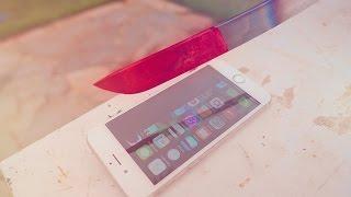IPHONE vs FACA QUENTE 🔪 ‹ AMENIC ›