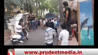 CLASH OF LOCAL GANG & TOURISTS AT MERCES │Prudent Media Goa