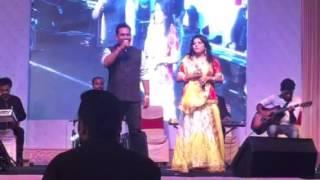 Live performence by singer rekharao at Rajasthan 12 nov 2016