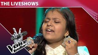 Niharika Nath Performs On Waada Raha Sanam | The Voice India Kids | Episode 29