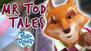 Peter Rabbit  - Mr Tod Tales Compilation | 20+ minutes | Adventures with Peter Rabbit