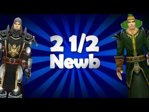 2 1/2 Newb (WoW Svensk Machinima)