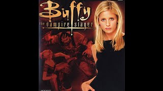 Buffy the Vampire Slayer Xbox Buffy History 101