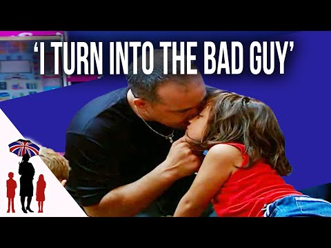 Xxx Mp4 Dad Grabs Young Daughter By The Face In Argument Supernanny 3gp Sex