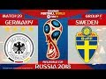 Germany vs Sweden 2 1 ⚽️ All Goals & Highlights | FIFA World Cup Russia 2018 | 23/06/2018