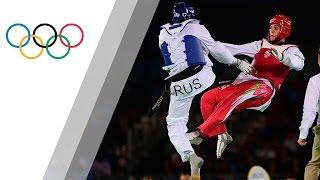 Jordan's Abughaush wins Men's 68kg Taekwondo gold
