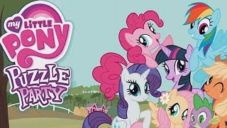My Little Pony Puzzle Party GamePlay HD (Level 34) NO BOOSTER 3 STARS by Android GamePlay