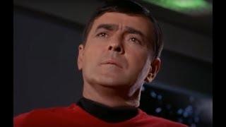 Scotty - The Screens Stay Up! Star Trek TOS Badass Moment