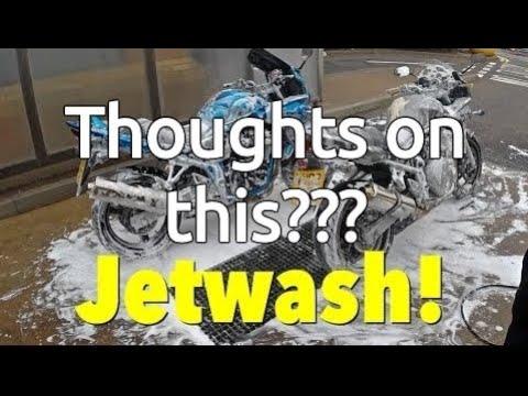 Xxx Mp4 Jetwash Tutorial How To Wash Your Motorbike Safely 3gp Sex