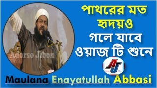 New Bangla Waz Anayetullah Abbasi New Waz হাজার হাজার দর্শক অপেক্ষায় হুজুরের ওয়াজ শুনার জন্য