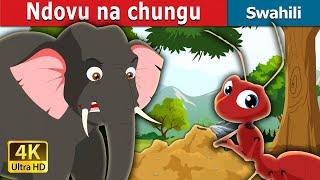 Ndovu na chungu | Hadithi za Kiswahili | Katuni za Kiswahili |Hadithi za Watoto| Swahili Fairy Tales