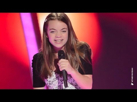 Download Harmony Sings What The World Needs Now | The Voice Kids Australia 2014 free