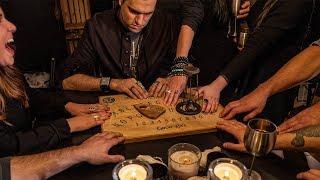 Halloween Magic - Ouija Board Seance