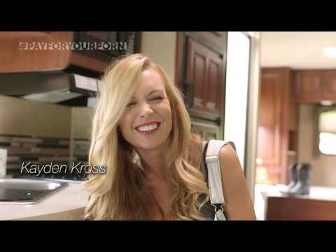 A Few Minutes with Kayden Kross
