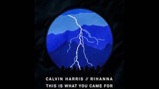 Calvin Harris - This Is What You Came For ft. Rihanna (Extended Mix)