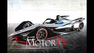MOTORSPORT : NISSAN'S 2018 FORMULA E RACE CAR l BEAUTY SHOTS & WRAP