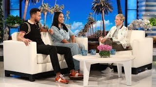 Can Ellen Get Steph & Ayesha Curry to Reveal Their Baby