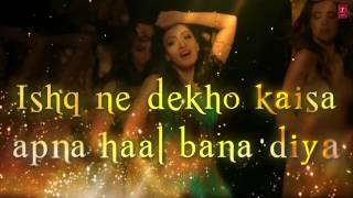 Mainu Ishq Da Lagya Rog Full Song with LYRICS   Tulsi Kumar   Khushali Kumar   T Series