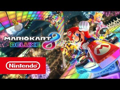 Mario Kart 8 Deluxe - Nintendo Switch Trailer