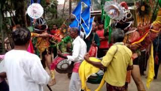 Naga Dance in NuaSomeswarpur village Sakhigopal