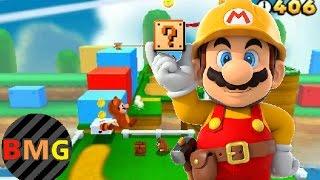 Super Mario 3D Land Remixed in Super Mario Maker