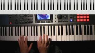 This is my desire - Michael W. Smith - darekpiano lesson