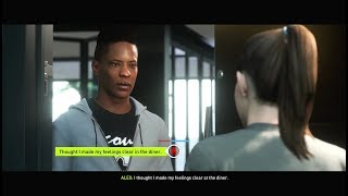 WHAT HAPPENS IF ALEX HUNTER TALKS RUDE TO HIS SISTER? FIFA 18 THE JOURNEY #5
