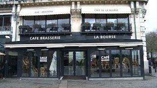 Nantes : place du Commerce, la fermeture d'un café centenaire