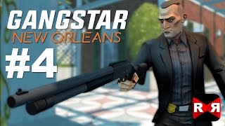 Gangstar New Orleans - iOS / Android - Walkthrough Gameplay Part 4