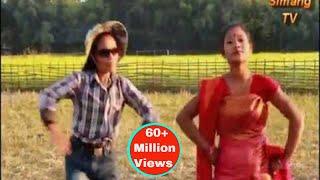 New Bodo Song, Engrash Badi Khenai Lana  .Two Lady Dance by Dream Club