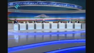 سوتی های کاندیداها در مناظره تلویزیونی