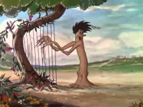 Silly Symphonies Árboles y Flores Flowers and Trees