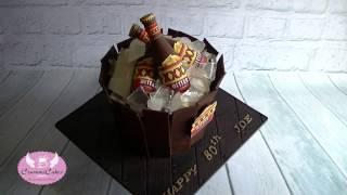 XXXX Bitter Beer Bucket by CrummiCakes