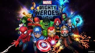 Marvel Mighty Heroes [iOS & Android] Gameplay