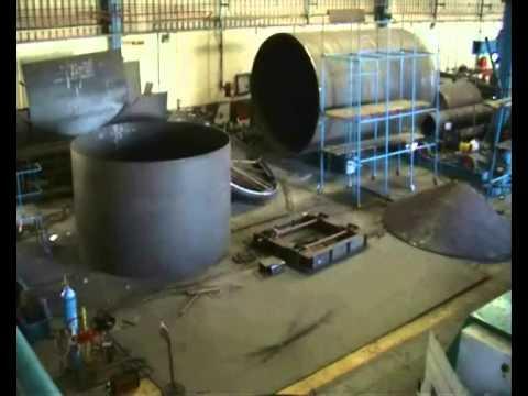 Pressure Vessel Fabricators.wmv