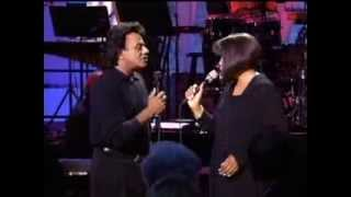 Too much Too little - Johnny Mathis and Deniece Williams