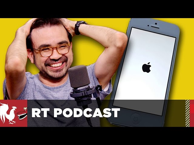 The iPhone Incident - RT Podcast #363