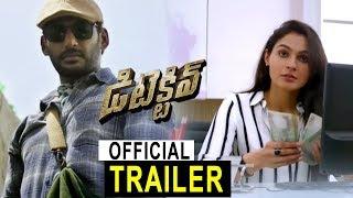 Vishal's Detective Telugu Movie Trailer || Detective Official Trailer || Prasanna, Andrea Jeremiah