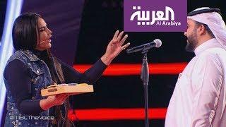 صباح العربية: بعد معركة شرسة أحلام تخطف المشترك البحريني في ذا فويس