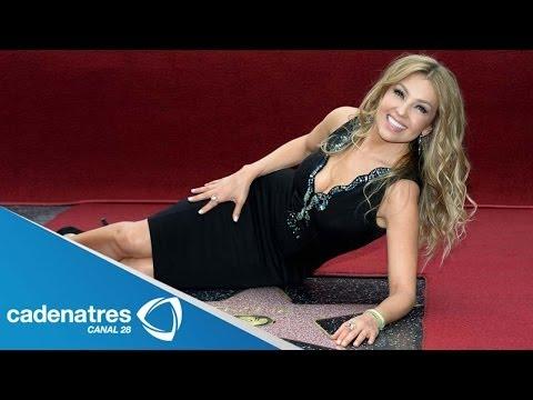 Laura Zapata asegura que Thalia no se merece su estrella en Hollywood