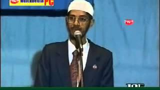Bangla FAQ163 to Zakir Naik: Muslimra Muhammad(S)-er Kotha Manen, Jesus(as)-er kotha Manen Na Kanu?