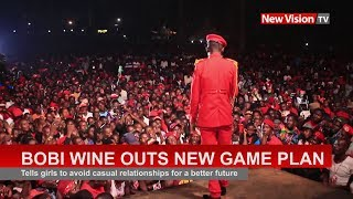 Bobi Wine outs new game plan