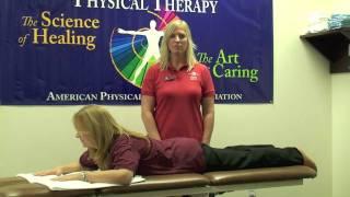 Mckenzie technique for LBP and leg pain
