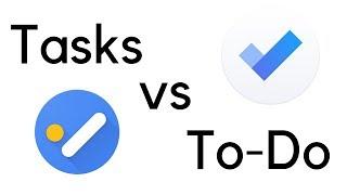 Microsoft To-Do Vs. Google Tasks