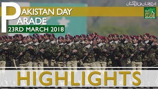 23 March 2018 Highlights