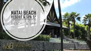 Natai Beach Resort & Spa 2017. Thailand. Таиланд.