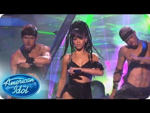 Rihanna Where Have You Been Top 2 Results AMERICAN IDOL SEASON 11